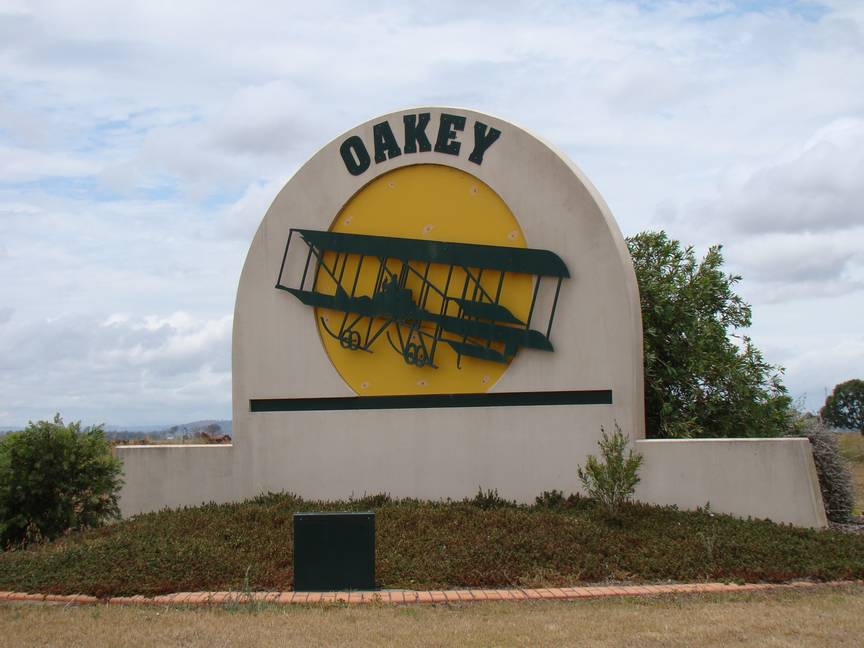 Oakley Qld