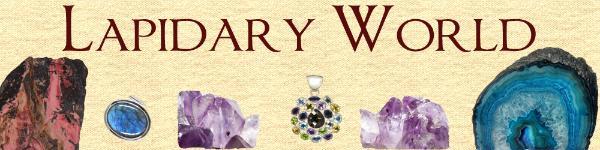 Lapidary World Logo